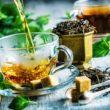 Przepisy na napoje i herbaty, które ugaszą pragnienie