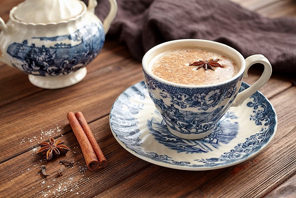 Herbata na słodko bez cukru