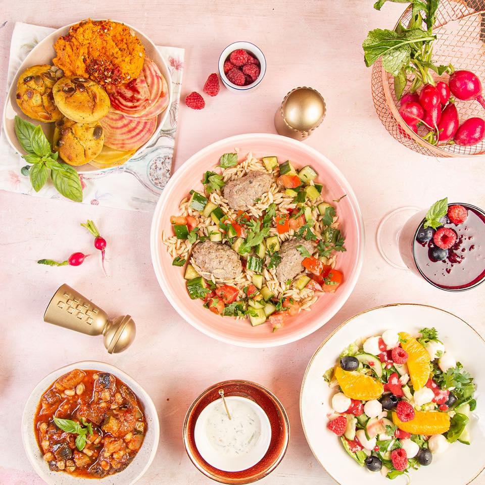 Letnie i zdrowe dania w kilka minut